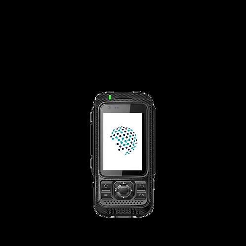 Telo TE580 front view POC handheld radio android ptt tassta
