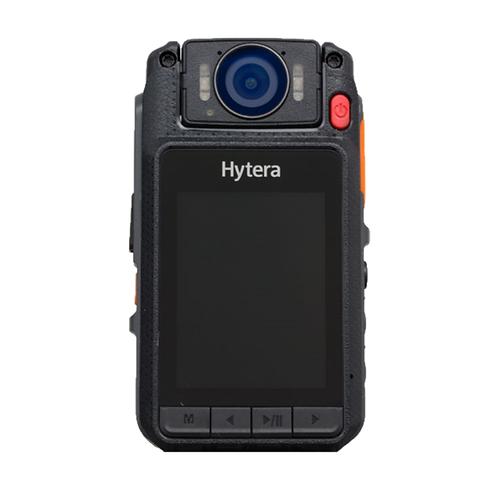 Hytera VM685 RVM bodycam remote speaker microphone front view