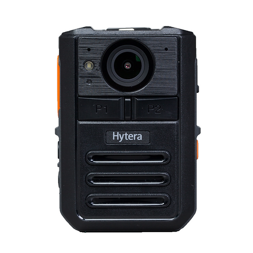 Hytera VM550 RVM bodycam remote speaker microphone front view