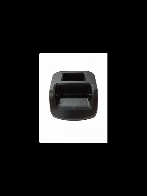 Telo TE390 handheld push to talk radio single desktop charger