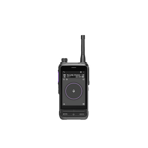 Boxchip S900A Plus (+) dual mode LTE/DMR UHF or VHF handheld for use with push to talk over cellular PoC