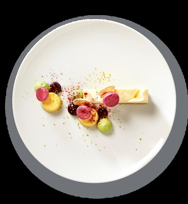 plato degustacion catering