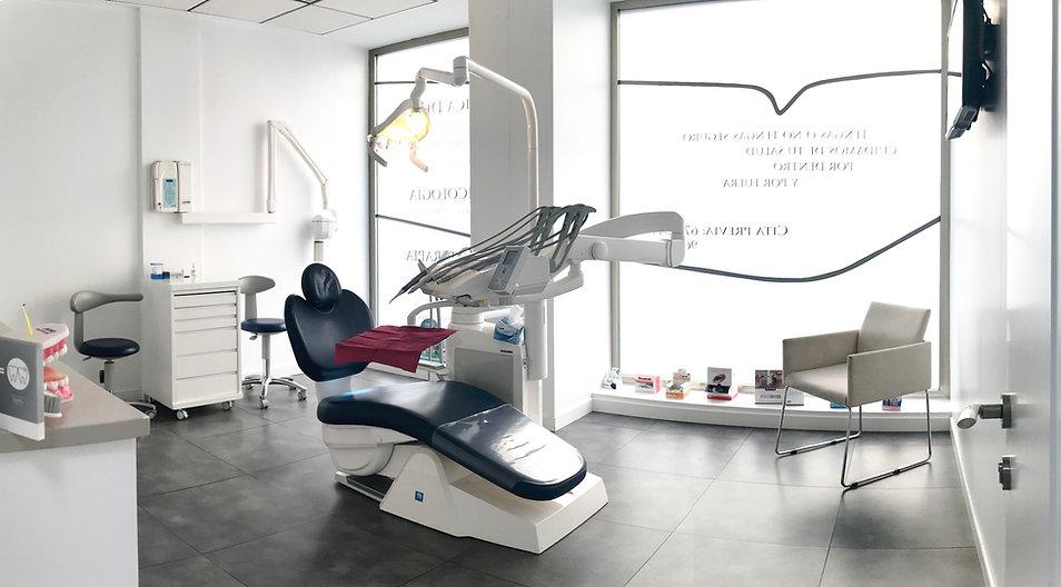 clinica dental en tarancon centro integral cervantes
