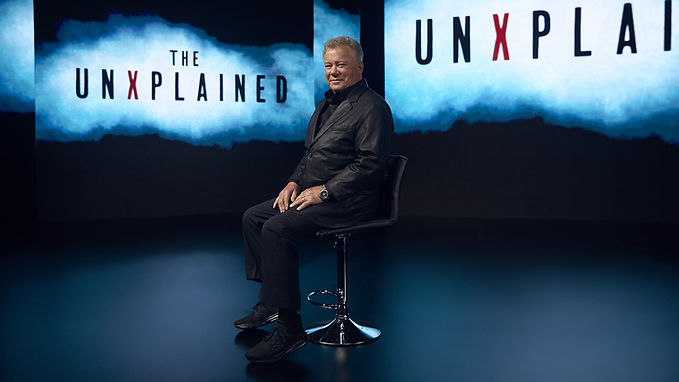 William Shatner UnXplained Gregory Shushan Life Beyond Deah