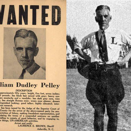 "The NDE of ""America's Hitler"": William Dudley Pelley (1928)"