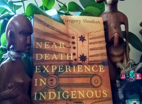 "One More Copy of ""Near-Death Experience in Indigenous Religions"" - for a Pledge of $10 or More!"