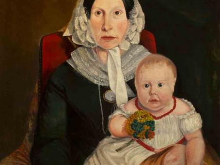 A 19th Century Mormon Near-Death Experience (Phoebe Carter Woodruff)
