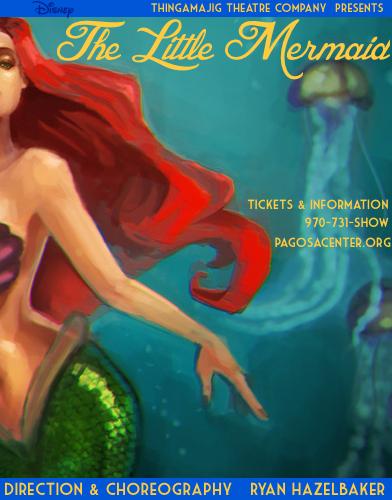 Ryan Hazelbaker The Little Mermaid