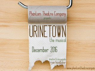 Urinetown...the Musical, Not the Place