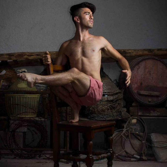 Ryan Hazelbaker Italy