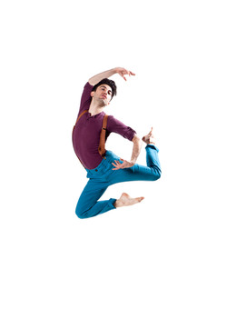 Ryan Hazelbaker Leap