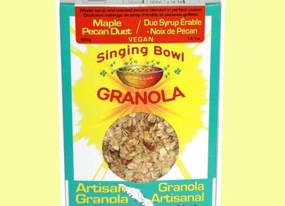 Maple Pecan Duet by Singing Bowl Granola