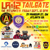 See You All Today Tailgate starts at 3PM