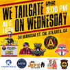 Hi La12 Members! Today's Tailgate starts at 3PM see you all there.