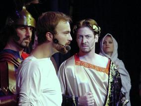 As Pilate