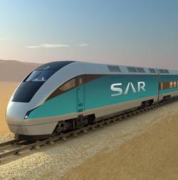 SAUDI RAILWAY (SAR)