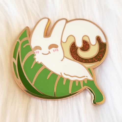 Cinnasnail Leaf Pin