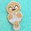 Thumbnail: Cookieburra Enamel Pin