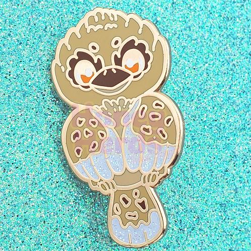 Cookieburra Enamel Pin