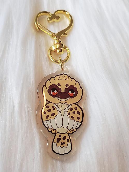 Cookieburra Acrylic Charm