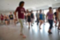 cours de danse forro