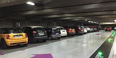 Parking Bordeaux