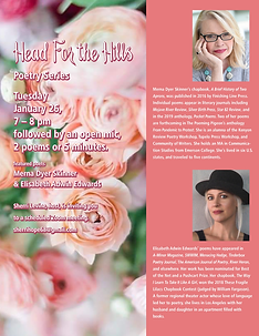 HEAD FOR THE HILLLS FEATURED READER POST