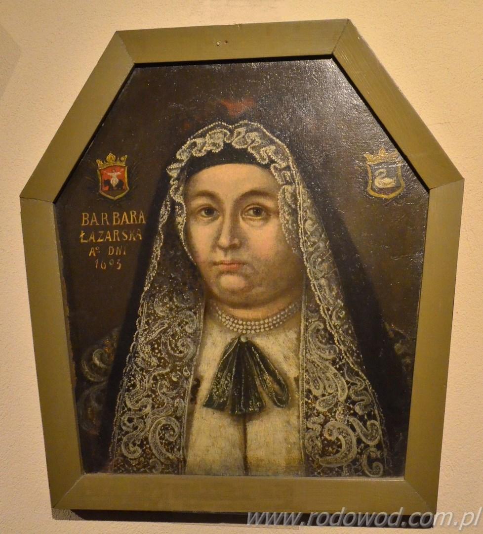 Barbara Łazarska