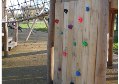 We're fundraising for a children's play area!