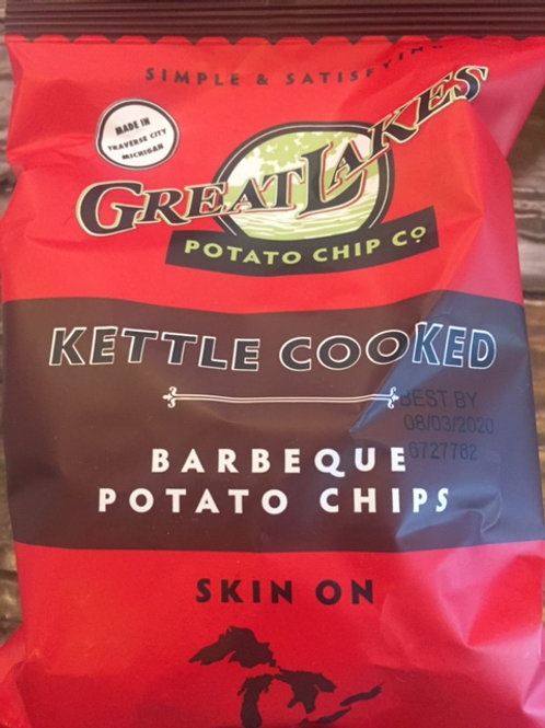 Great Lakes kettle cooked chips