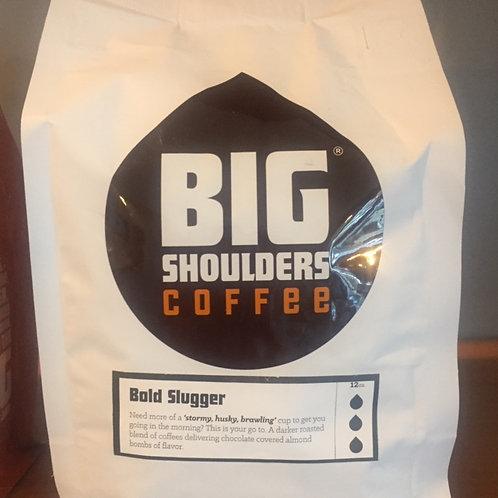 Big Shoulders Bold Slugger