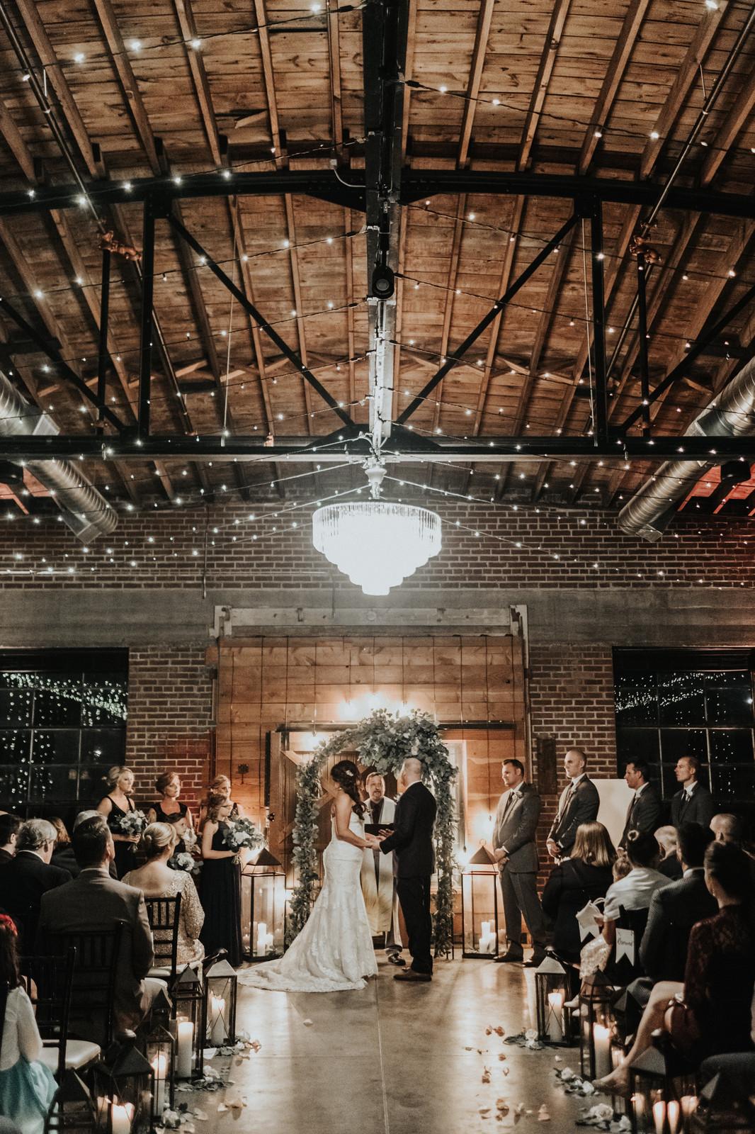 The Hudson Wichita Wedding Venue Wedding Reception Event Space