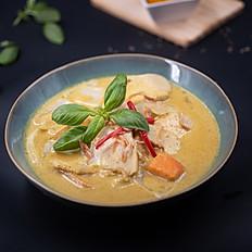 Chicken Thai Yellow Curry -