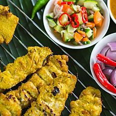 Chicken Satay -