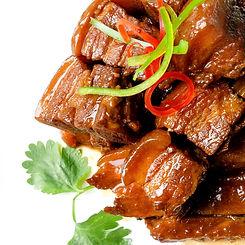 Hong Show Pork Belly at Buffet King