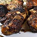 Baked 1/4 Jerk Chicken