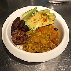 Vegan Caribbean Bowl