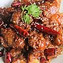 General Tao Jerk Chicken