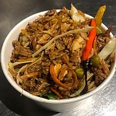 Jerk Chicken Fried Rice - Side