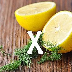 Mustard, Lemon, Dill Peppa