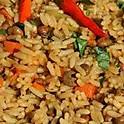 Trini Vegetarian Pelau