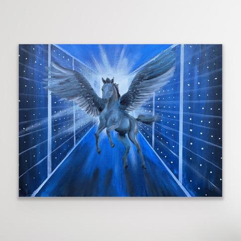 Pegasus in the Cloud