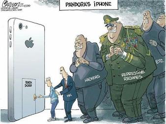 The Case for MDM: Apple v. FBI