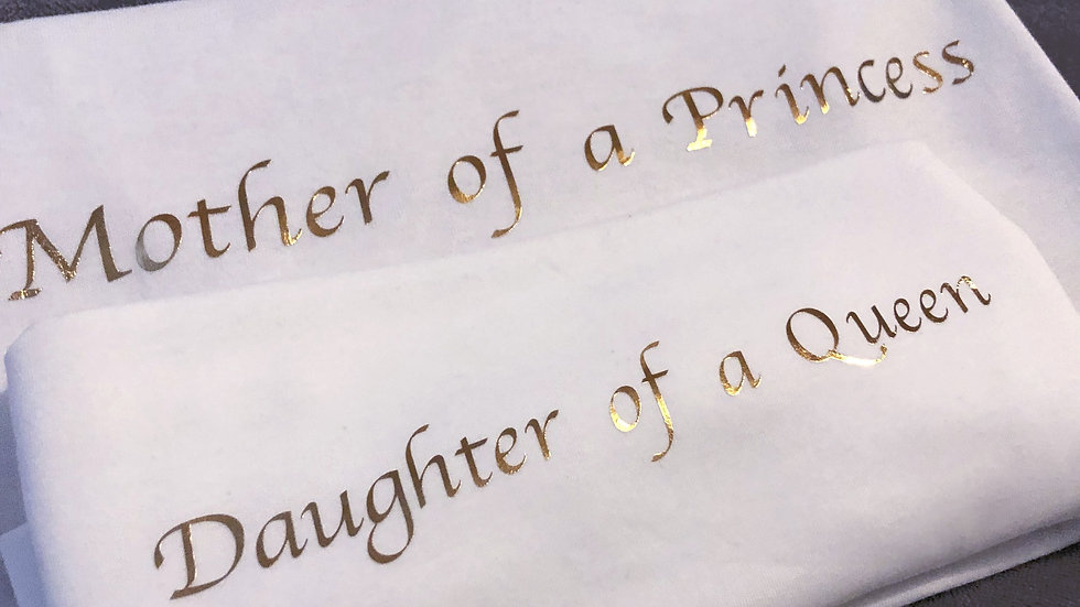 Daughter of a Queen (Child)