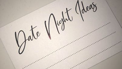 Date Night Cards (Pack of 10)