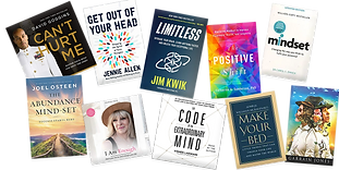 Best Self Care Books on Mindset & Personal Growth