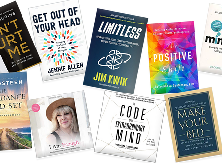 Best Self Care Books for Mindset & Personal Growth