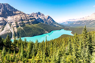 Stunning Lakes of the Canadian Rockies