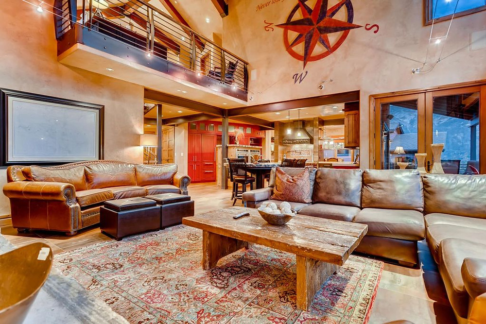 Warming Hut Copper Mountain Luxury Rental