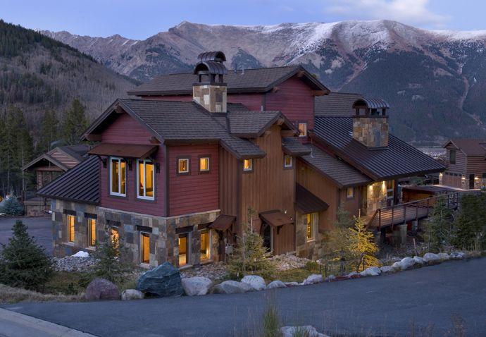 Award winning Copper Mountain Luxury Rental